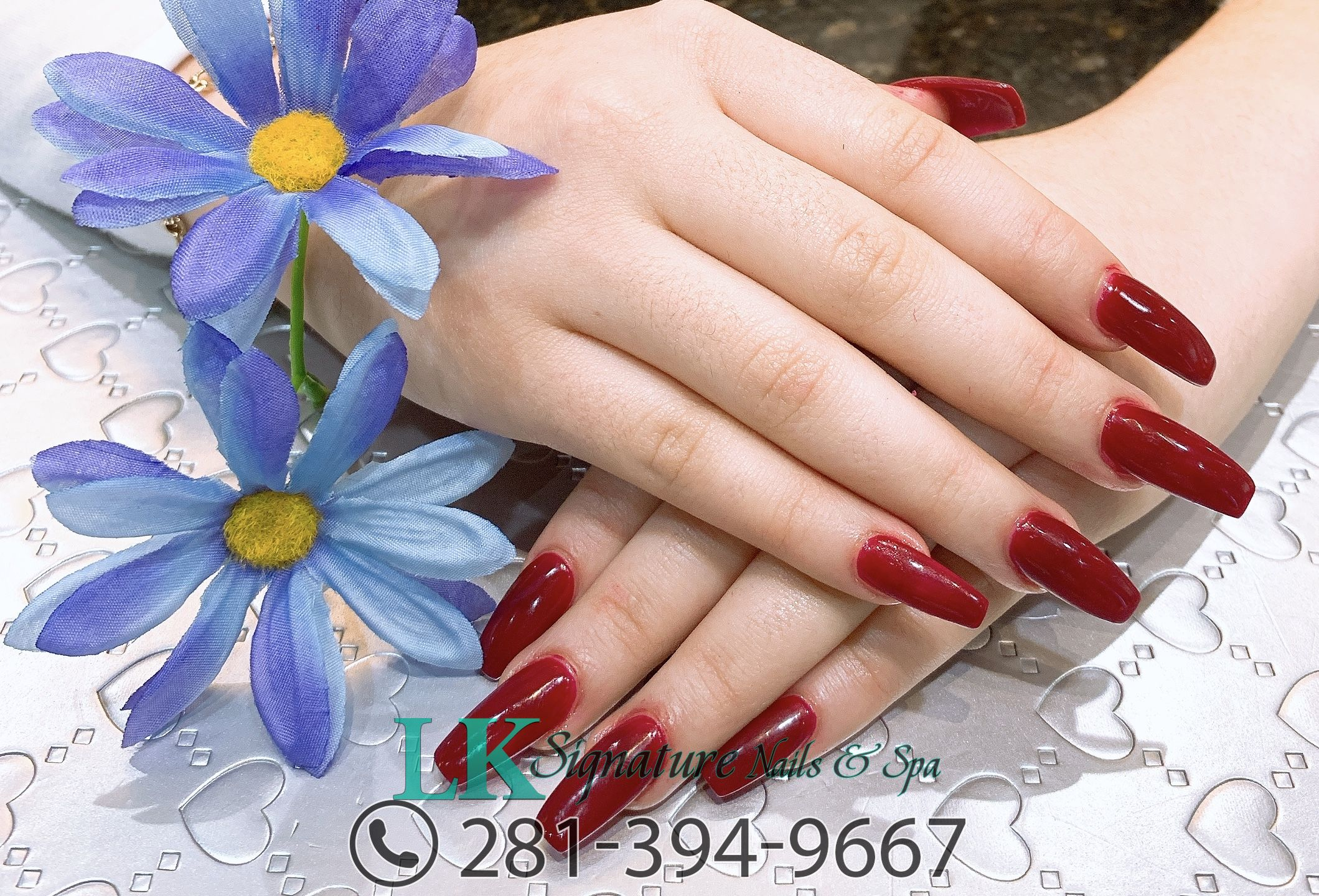 LK Signature Nails Spa - Nail salon 77494 in Katy TX